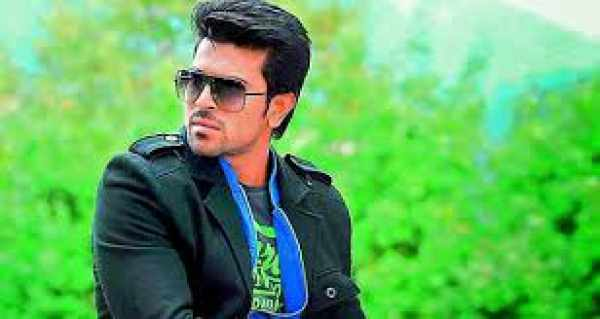 Ram Charan's First Live Performance