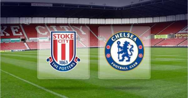 Stoke City vs Chelsea Live Streaming