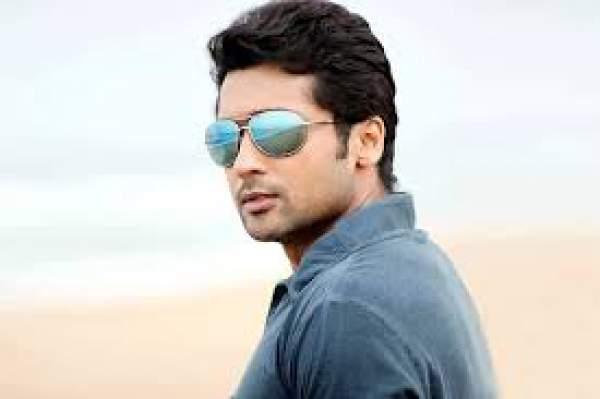Suriya's First Telugu Film