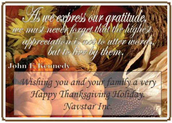 Thanksgiving Day 2015 Messages, Quotes, Wishes, Greetings