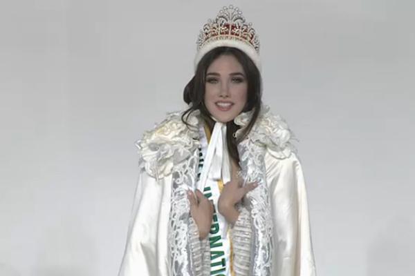 Miss International 2015 Winner - Bio, Wiki