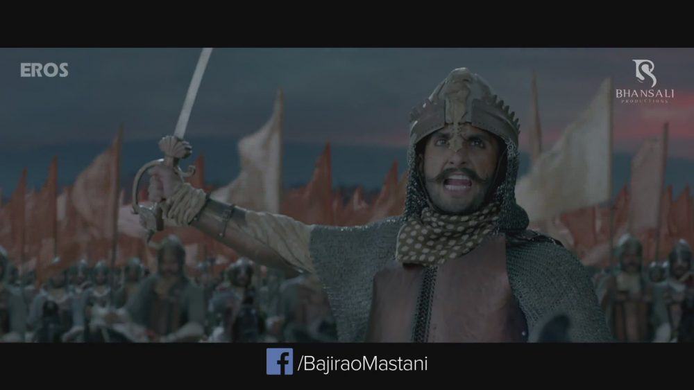 Bajirao Mastani 25th Day Collection 25 Days BM 4th Monday Box Office