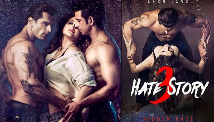 Hate Story 3 9th Day Collection 9 Days HS3 2nd Saturday Box Office