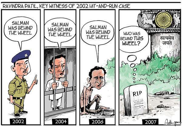 Salim Khan on Salman Khan 2002 Hit and Run Case Verdict