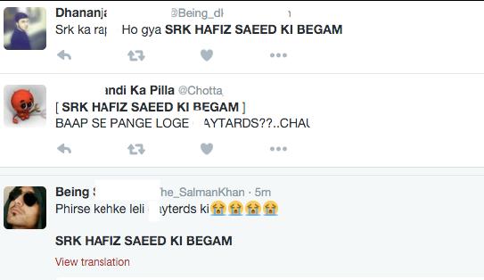 Salman wrong