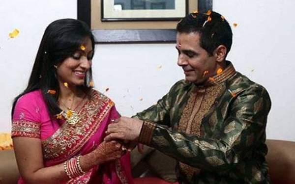 Aman Verma Gets Engaged To Vandana Lalwani