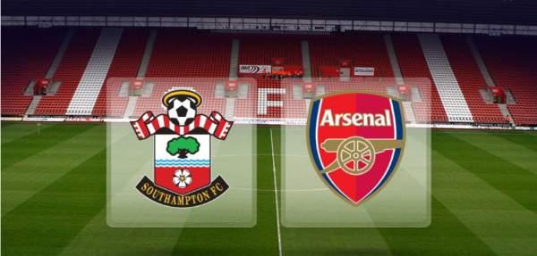 Southampton vs Arsenal Live Streaming