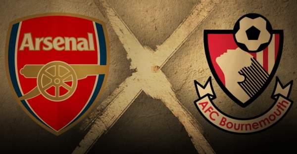Arsenal vs Bournemouth Live Streaming