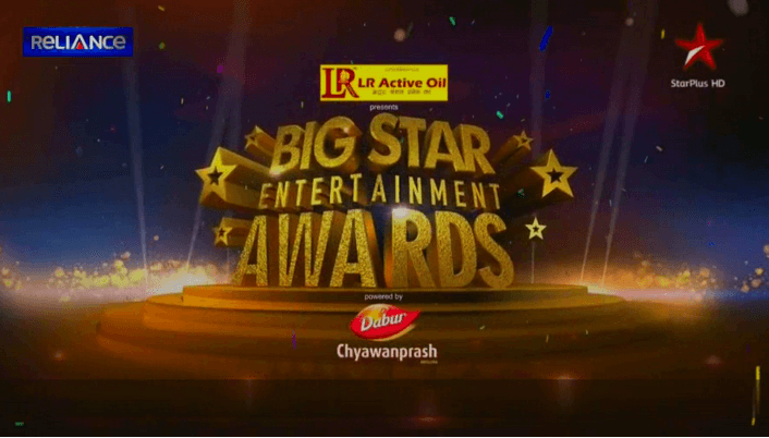 Big Star Entertainment Awards 2015 Winners