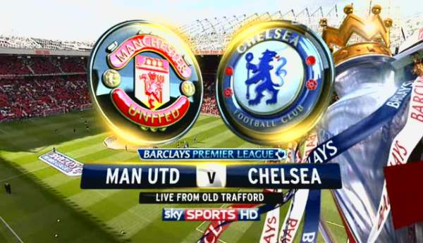 Manchester United vs Chelsea Live Streaming