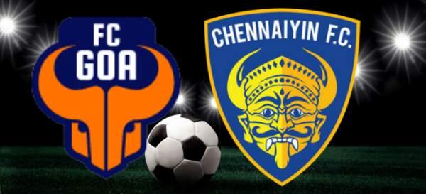 FC Goa vs Chennaiyin FC Live Streaming