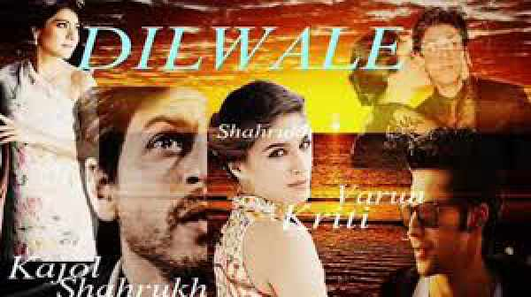 dilwali trailer