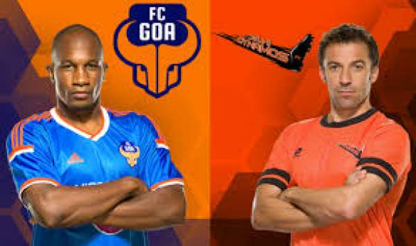 FC Goa vs Delhi Dynamos FC Live Streaming