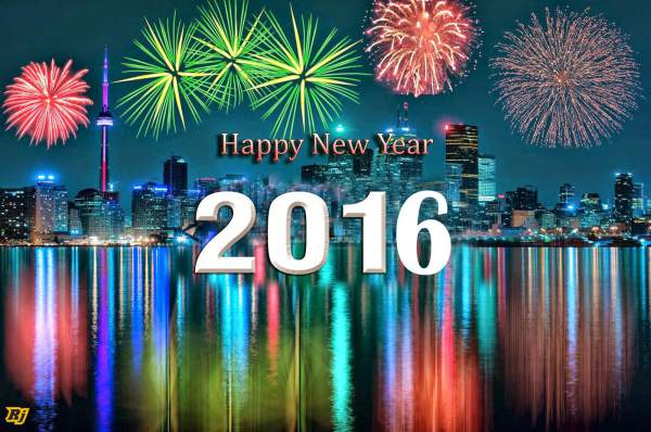 Happy New Year 2016 Images Messages Wishes