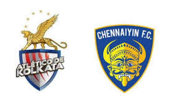 Atletico de Kolkata vs Chennaiyin FC Live Streaming