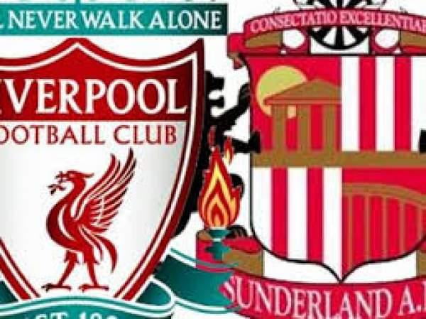 Sunderland vs Liverpool Live Streaming