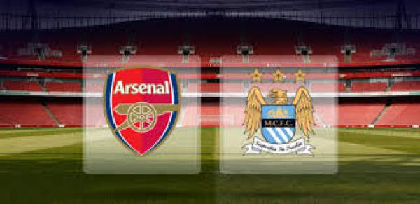 Arsenal vs Manchester City Live Streaming