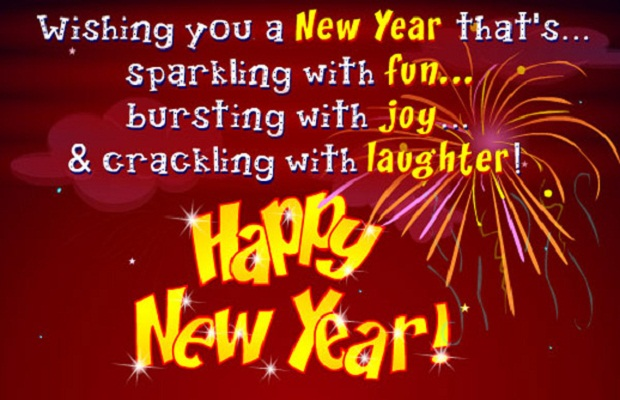 Happy New Year 2018 Greetings & Sayings