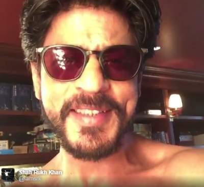 Shah Rukh Khan Aims A Hollywood Film