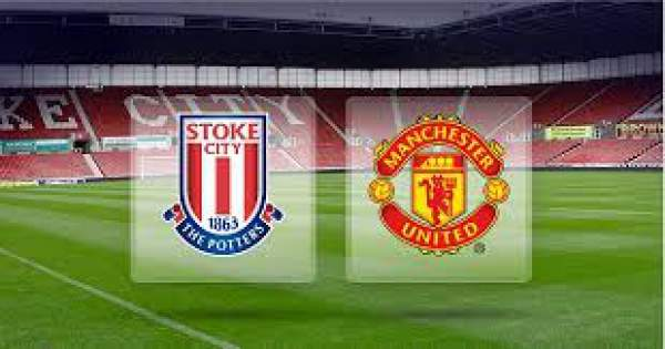 Stoke City vs Manchester United Live Streaming