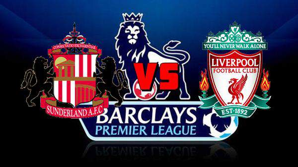 Sunderland vs Liverpool Live Streaming