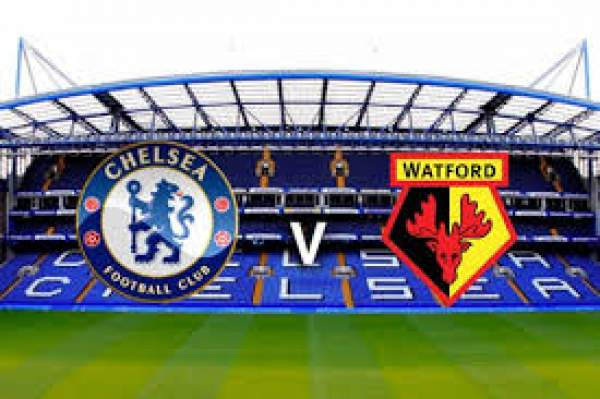 Chelsea vs Watford Live Streaming