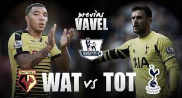 Watford vs Tottenham Live Streaming