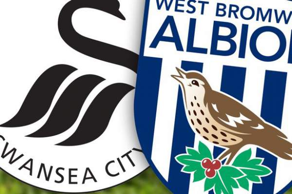 Swansea City vs West Bromwich Albion Live Streaming