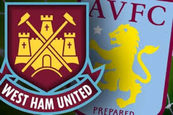Aston Villa vs West Ham Live Streaming