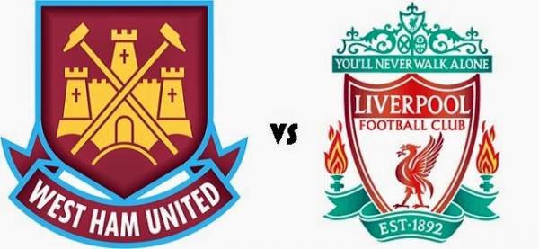 West Ham vs Liverpool Live Streaming