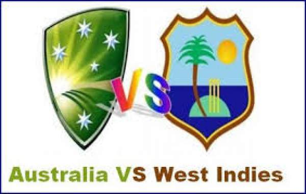 Australia vsWest Indies vs Australia Live Score West Indies Live Streaming