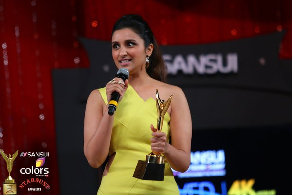 Parineeti Chopra Stardust