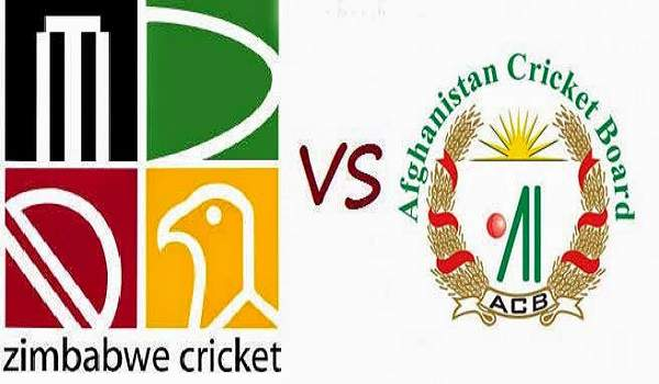 Afghanistan vs Zimbabwe Live Streaming