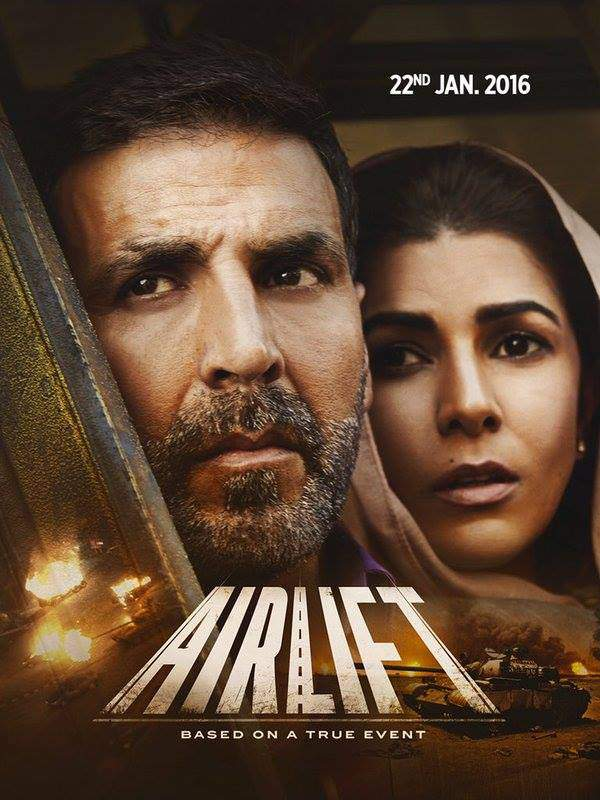 Airlift 6th Wednesday Collection sixth week Airlift 41st Day (41 Days) Box Office