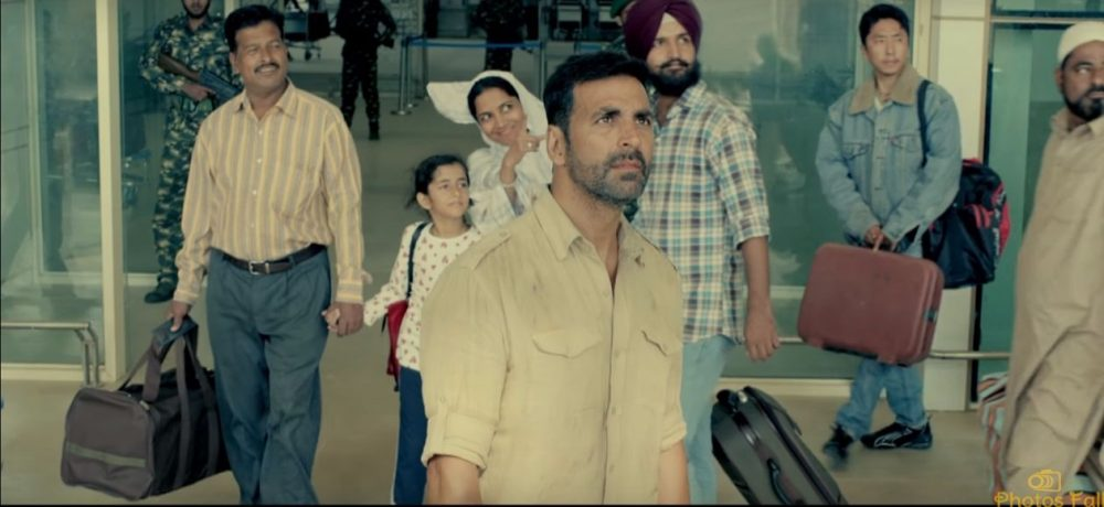 Airlift 23 days saturday box office collection