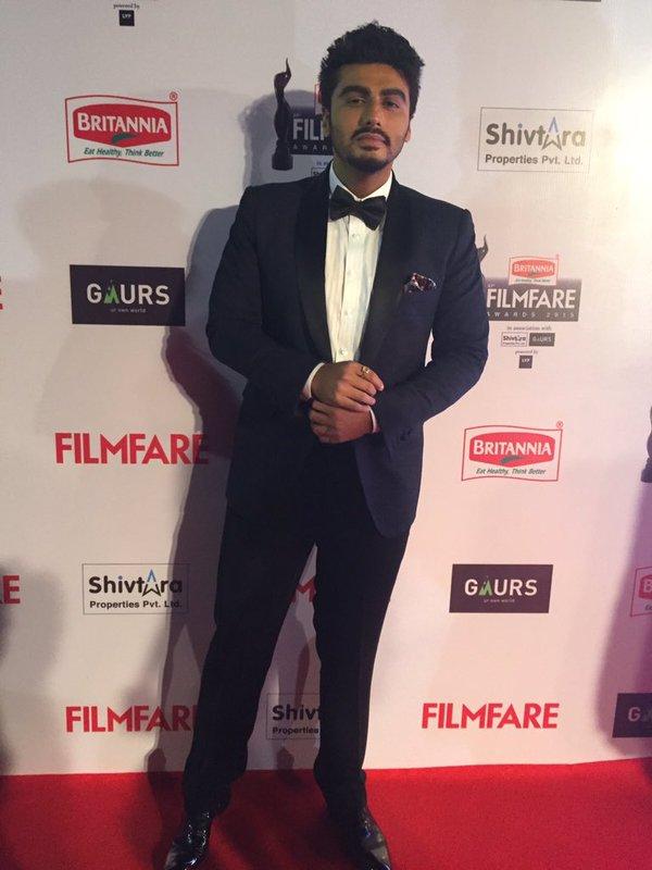 Dapper as ever Arjun Kapoor has his style game on fleek