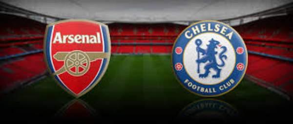 Arsenal vs Chelsea Live Streaming