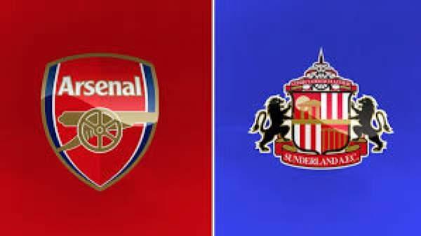 Arsenal vs Sunderland Live Streaming