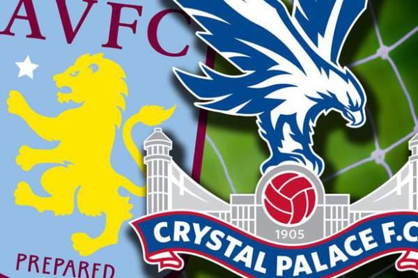 Aston Villa vs Crystal Palace Live Streaming