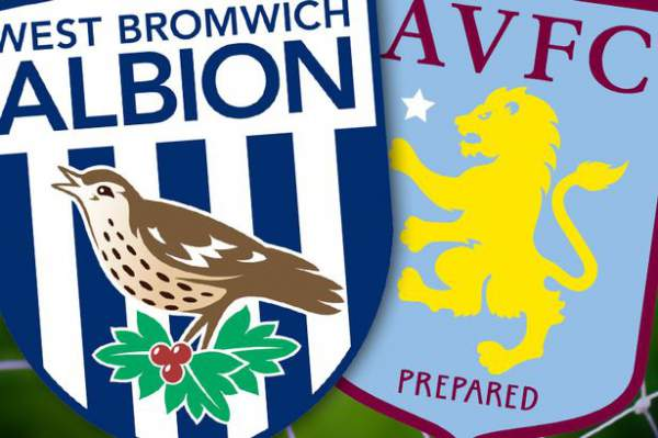 West Brom vs Aston Villa Live Streaming