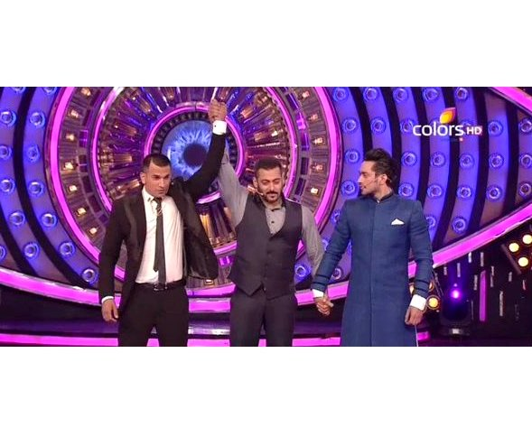 Salman Khan declares the winner of Bigg Boss 9, Yes its none other than Prince Narula