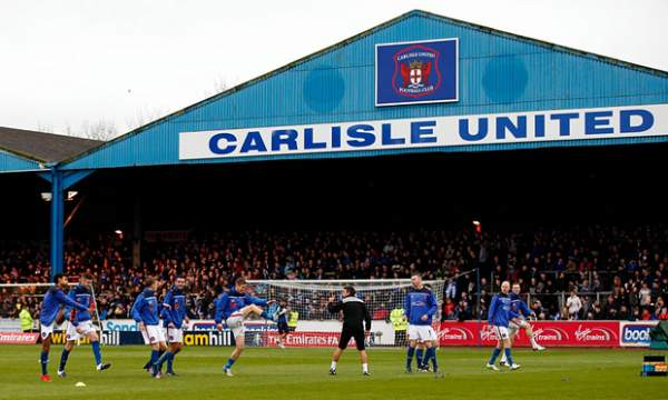 Carlisle United vs Everton Live Streaming
