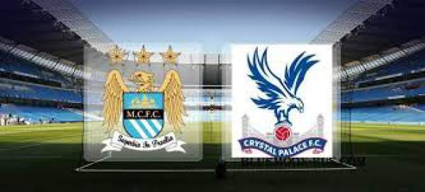 Manchester City vs Crystal Palace Live Streaming