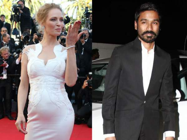 Dhanush To Make Hollywood Debut Opposite To Uma Thurman In 'The Extraordinary Journey Of The Fakir'