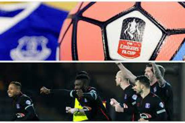 Carlisle United vs Everton Live Streaming