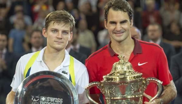 Roger Federer vs David Goffin Live Streaming