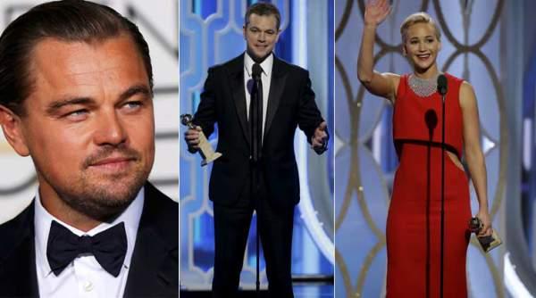 Golden Globes 2016 Winners List