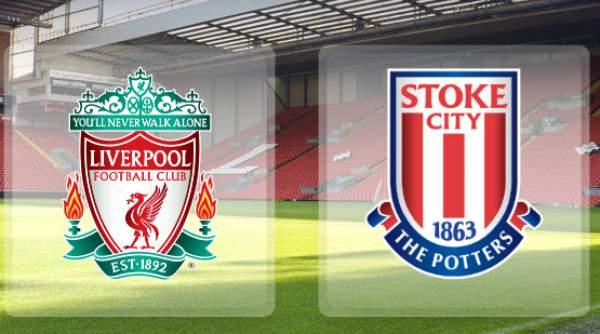 Liverpool vs Stoke City Live Streaming