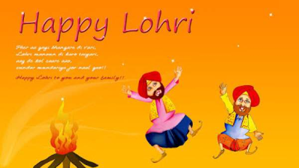 Happy Lohri 2016 Wishes, Quotes, Greetings, Status, Images