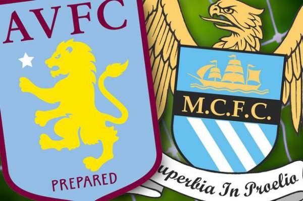 Aston Villa vs Manchester City Live Streaming